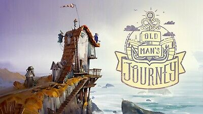 Old Man's Journey [Steam CD Key Region Free global PC Game] Same day Dispatch