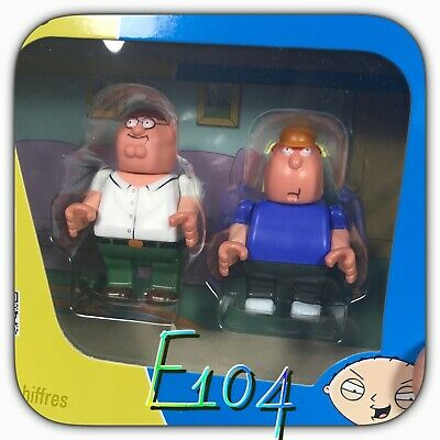 10066it action figure GRIFFIN Family Guy lotto job lot brian stewie lois peter