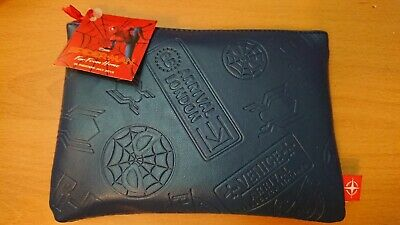 UNITED AIRLINES Spider Man Movie Limited Edition Amenity Kit New Unopened