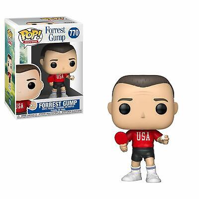 Forrest Gump - Ping Pong Outfit - Funko Pop - Brand New - Movie 40205