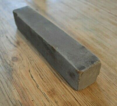 Vintage Light Grey Natural Stone Sharpening / Honing Stone.