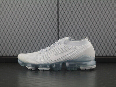 Nike Air Vapormax Flyknit 3 100 Authentic White Mens Trainers