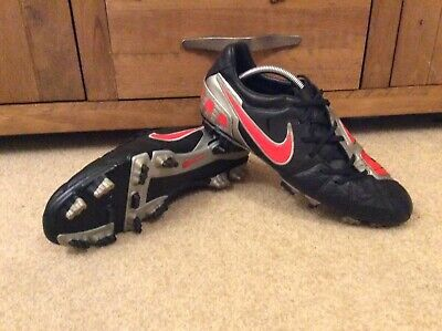397f575f8bdf6e NIKE TOTAL 90 III FG Football Boots, Mens UK 9 **RARE** - £10.00 ...