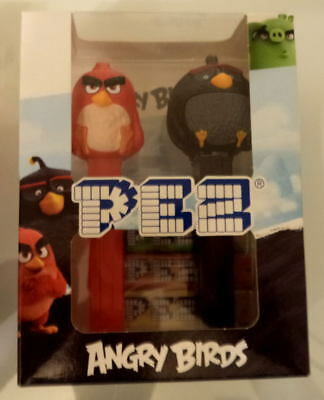 NEW PEZ  ANGRY BIRDS Giftset