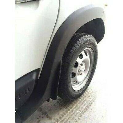 2010-2017 DUSTER ABS Plastic Wheel Arch Trim Cover 2x Rear Tyres Only 4Pcs