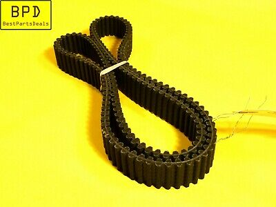 PowerGrip GT2 Twin Power Drive Synchronous Timing Belt GATES TP1280-8MGT-30