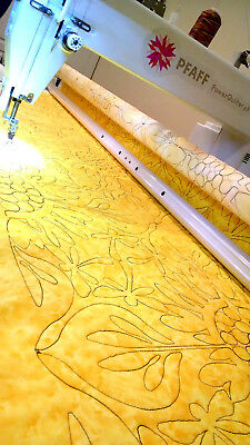 Longarm Quilting Service Twin size up to 70X90 incl Batting BOGO 1/2 Off