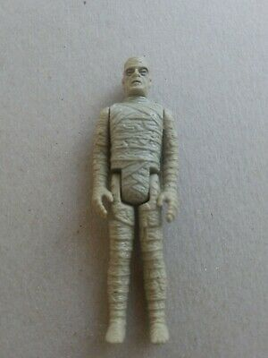 """Vintage 1980 Universal Studios The Mummy 3.75"""" Action Figure Toy Monster"""