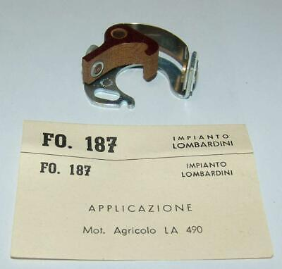 Contacts Points Contacts Pins Lombardini FO187