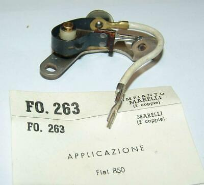 Contacts Points Contacts Pins Fiat 850 FO263