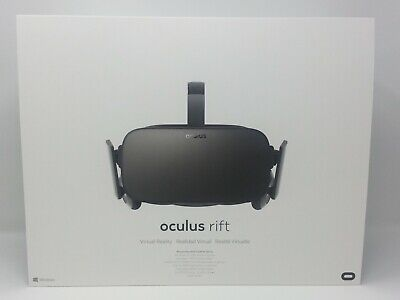Oculus Rift VR Headset + Touch controllers, xbox pad and extras