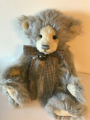Charlie Year Bear 2011 ~Cute CHARLIE 2011~ L/Edition PLUMO. Awesome Opportunity!