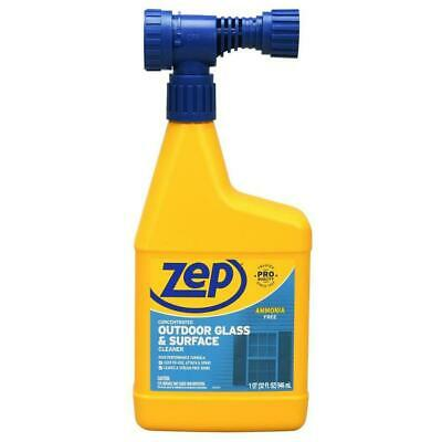 Zep Streak-free 32-fl oz Glass Cleaner Hose-end Easy-to-use; attach and spray