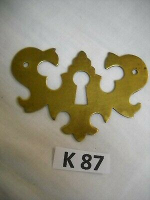 Antique Victorian Keyhole Cover
