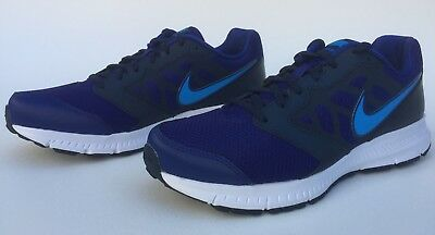 NIKE DOWNSHIFTER VI Men's Running Royal Blue Shoes Trainers Sneakers Sz US10