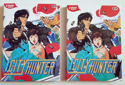 Manga City Hunter: amour destin et un magnum 357 (2004 - DVD) Nicky Larson
