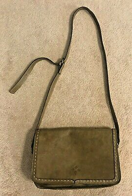 Preowned Patricia Nash Crossbody Handbag - Authentic - Italian Leather