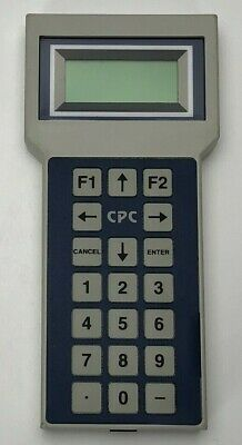 CPC Hand Held Case Control Meter 811-3110 for 16ai boards & rtc boards *WARRANTY