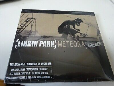 Linkin Park-Meteora CD Enhanced New and sealed