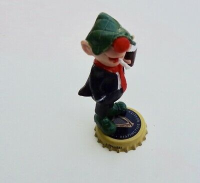 Vintage Andy Capp  Figure GUINESS  Schleich very rare standing RARE GUINESS TOP