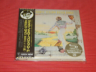 2019 ELTON JOHN Goodbye Yellow Brick Road  JAPAN MINI LP SHM CD