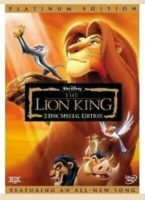 The Lion King [Two-Disc Platinum Edition]
