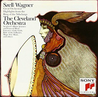 Richard Wagner - Wagner: the Ring of the Nibelun - Richard Wagner CD TYVG The