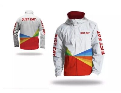 JUST EAT JACKET (LARGE) - NEW Never Worn Or Opened