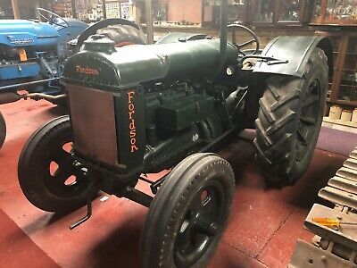 1940 Standard Fordson N Tractor