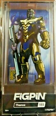 SDCC 2019 Comic Con Exclusive FigPin XL Avengers Endgame Thanos LE In Hand