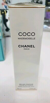 COCO CHANEL MADEMOISELLE Fresh Moisture Mist - 100ml - NEW AND SEALED Free Post