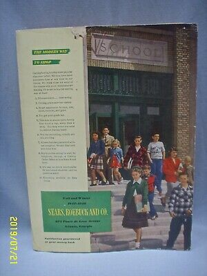 1982 SEARS FALL Winter Vintage Catalog Gifts Toys Clothes Tools