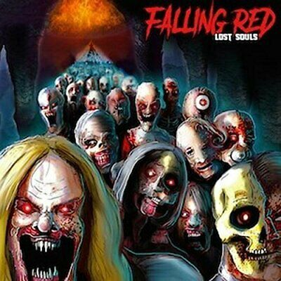 Falling Red - Lost Souls - Falling Red CD 6XVG The Cheap Fast Free Post The