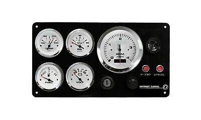 UNIVERSAL DIESEL ENGINE Control Panel With Gauges - $500 00