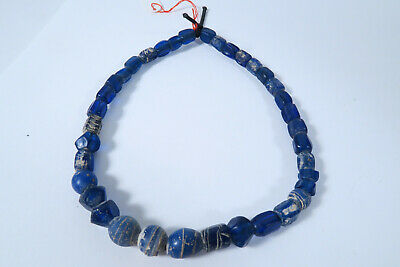 Antike Glasperlen Handelsperlen AL86 Antique African Trade beads Afrozip