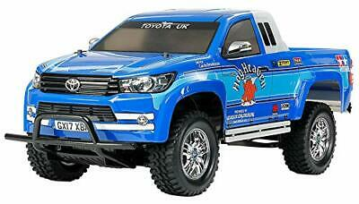 Tamiya 1/10 electric RC Car Series No.663 Toyota Hilux Extra Cab... JAPAN Import