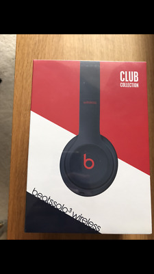 BRAND NEW! - Beats by Dr. Dre - Solo3 - Club Collection - Club Navy - Sealed