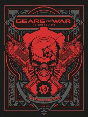 Gears of War: Retrospective by The Coalition 9781772940985 | Brand New