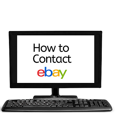 eBay Complaints - How to Contact eBay by Phone - Easy Instructions - PDF Help