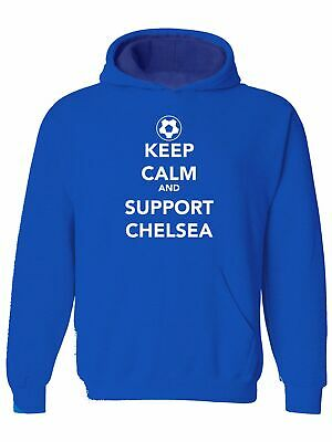 KEEP CALM AND SUPPORT BARNSLEY Mens Hoodie Hooded top
