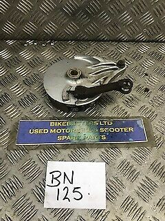 kawasaki bn 125 BN125 rear brake hub 2007
