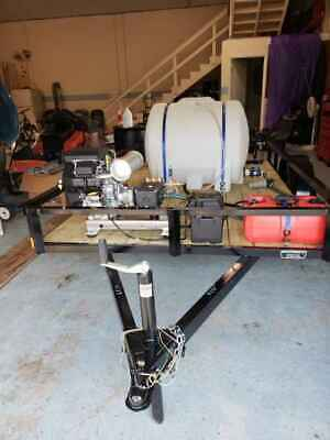 New Kohler Pressure Washer Trailer Mounted 8.5 gpm 3000 psi gear drive