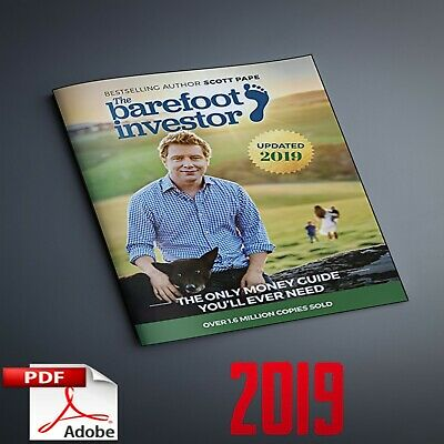 The Barefoot Investor 2019:The Only Money Guide You'll Ever Need (P.D.F) FAST