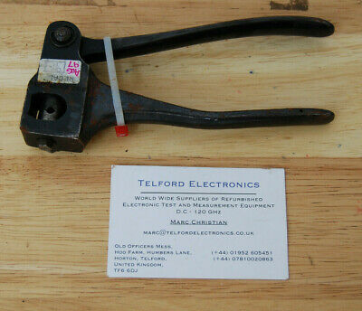 J A Crabtree LTDTLC ADM2 268 Crimp Tool