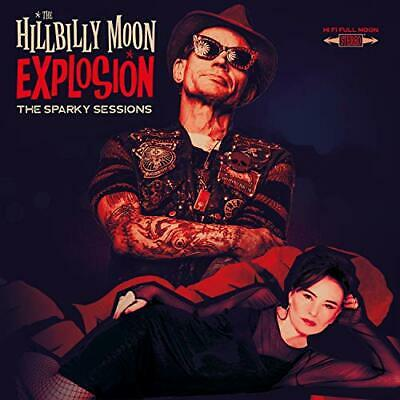 Hillbilly Moon Explosion The-Sparky Sessions The CD NEW