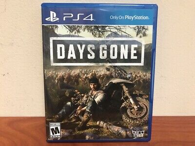 Days Gone Standard Edition Sony PlayStation 4 PS4 By Bend Studio (LP1062723)