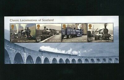 GB 2012 Classic locomotives (2nd series) Miniature sheet  SG MS3283  MNH / UMM
