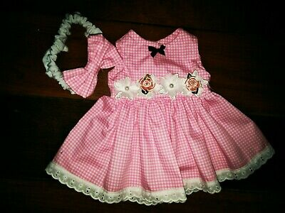 Cabbage Patch Doll Clothes to suit 16 inch dollComes with matching headband