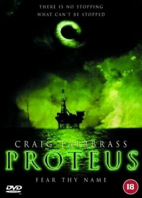 Proteus [DVD] - DVD  BWVG The Cheap Fast Free Post