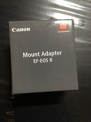 Canon Mount Adapter EF-EOS R UsM